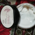 THE FACE SHOP Rice Water Bright Cleansing Cream 400ml photo review