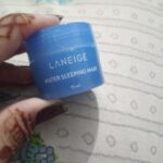 Laneige Water Sleeping Mask 15ml photo review